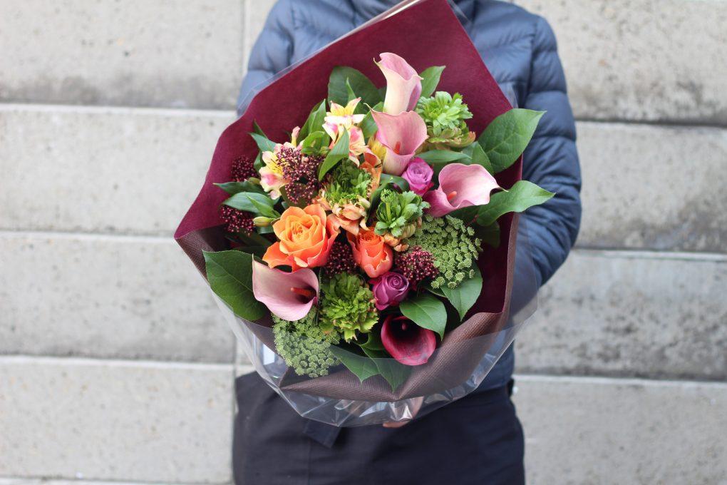ご出演祝い花束