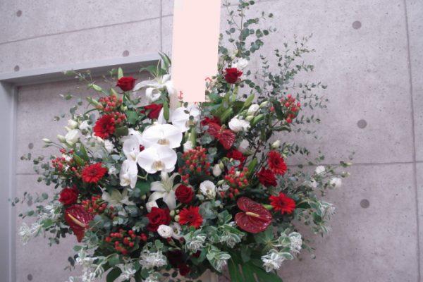 スタンド花
